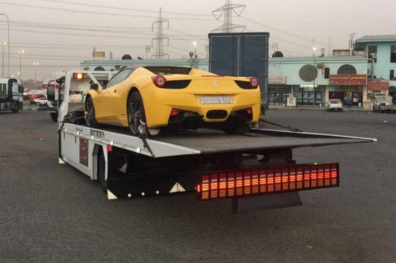 سطحه الرياض لنقل السيارات بجميع احياء الرياض